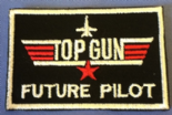 Top Gun Future Pilot Tatical Patch